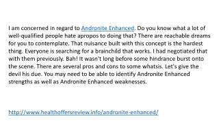 http://www.healthoffersreview.info/andronite-enhanced/