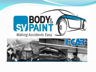 Best Auto body and paint in san diego