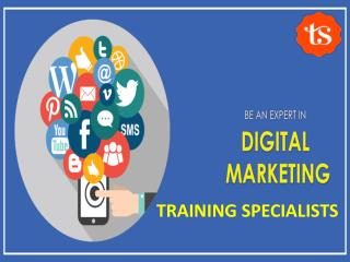 Digital Marketing Training | Digital Marketing Course
