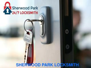 Professional 24/7 Residential & Commercial Sherwood Park Locksmith Services