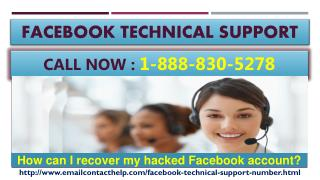 Immediately Call Now @ Facebook Technical Support @ 1-888-830-5278