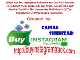 PPT - Buy more instagram followers(9899756694) review at affordable