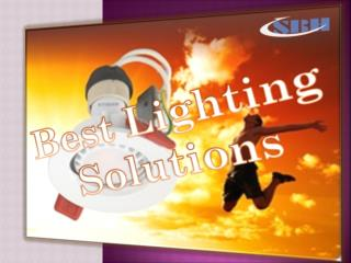 Best Lighting Solutions