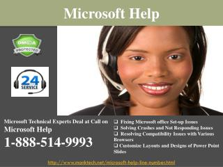 Get a Move on Microsoft to Ring us @1-888-514-9993 Microsoft Help