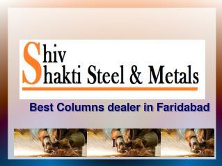 Columns dealer in Faridabad