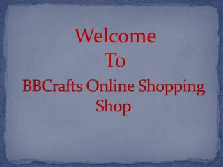 Shop Online At BBCrafts Online Shop For Stylish Organza Pouches.