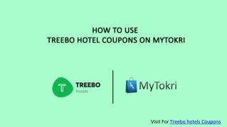 How to get latest Treebo Hotel offers?