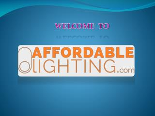 AffordableLighting.com : Buy LED Light Fixtures, Parking Lot Pole Kits and More