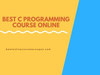 Best C Programming Course Online