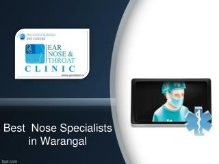 Nose surgeons IN WARANGAL, nose specialists in warangal, nose specialists – Goudaent