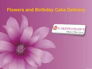 Flowers and Birthday Cake Delivery |Online Cake Delivery Hyderabad