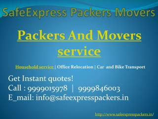 Packers and movers in Delhi | Packers and movers in Gurgaon