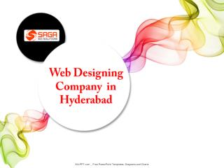 Web Designing Companies in Hyderabad, Web Design Services Hyderabad