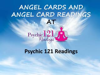 Angel Card Reading | Compare Psychic Readings and Angel Readings