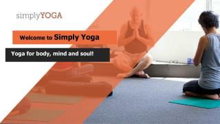 Yoga Crows Nest - Simply Yoga
