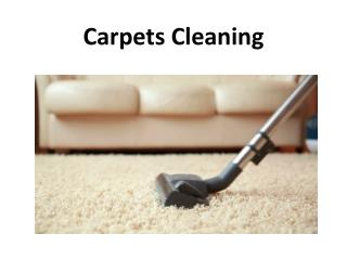 Carpet Cleaning and its Benefits -James Frazermann