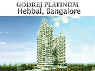 Godrej Platinum by Godrej Properties | Bangalore - Call: ( 91) 9953 5928 48