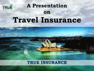 International Travel Insurance Importance