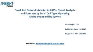 Detailed Study of the Global Small Cell Networks Market 2025|The Insight Partners