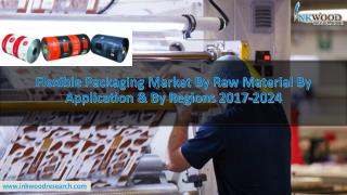 Global Flexible Packaging Market By Raw Material By Application & By Regions 2017-2024