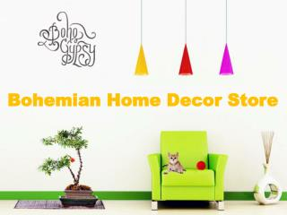 Boho Home Decor Stores