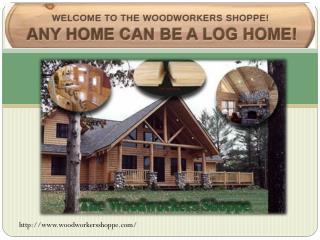 knotty pine wood trim