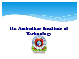 DR AMBEDKAR INSTITUTE OF TECHNOLOGY, Bangalore