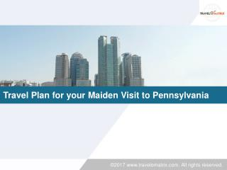 Pennsylvania Tour with airfare deals from Air Canada!
