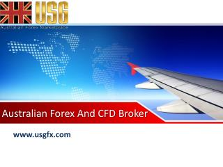 Australian Forex And CFD Broker