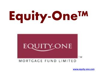 Melbourne Home Loans - Equity-One.com
