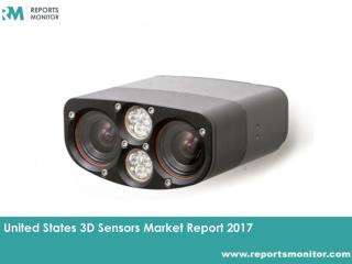 3D Sensors United States Market Report and Forecast