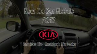 New 2017 Kia Cars for Sale in Houston