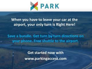 Seattle Long Term Airport Parking