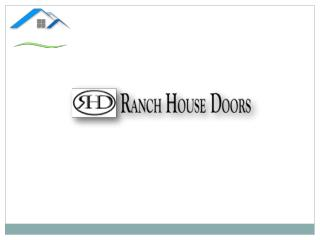 Get Services for Martin Chalet Faux Wood Garage Doors in California, USA