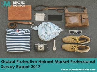 Global Protective Helmet Market Professional Survey Report 2017