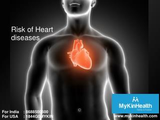 Know the causes of heart diseases