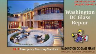 District of Columbia emergency board up | Call @ (202) 621-0304(DC)