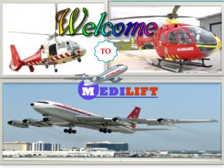 Medilift Air Ambulance from Mumbai – Best and Safe Medical Transport