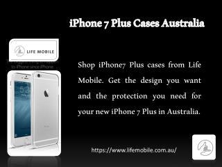 iPhone 7 Plus Cases Australia