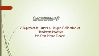 Villagemart.in Handicraft Portal in India