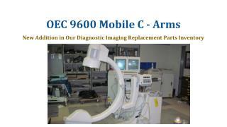 OEC 9600 Mobile C - Arms