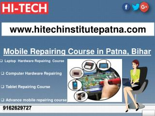 Mobile Repairing Course in Patna, Bihar