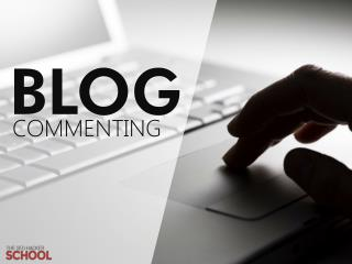 Strategic Blog Commenting (public)