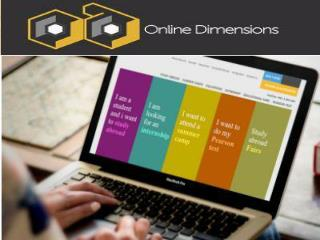 IT Outsourcing and Branding Lebanon - Online-Dimensions