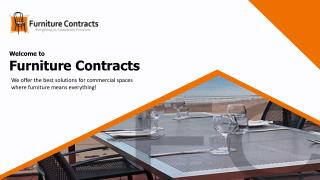 Furniture Contracts Ballarat