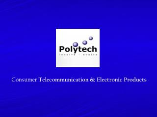Consumer Electronic Products in Singapore