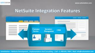 NetSuite Integration Services In India