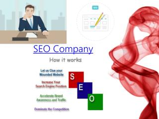 SEO (Search Engine Optimization) Company