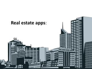 new launch real estate application