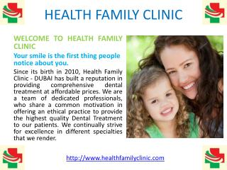 Best Dentists(Dental Clinic/Specialists), Dental Treatment/Surgery UAE/Dubai